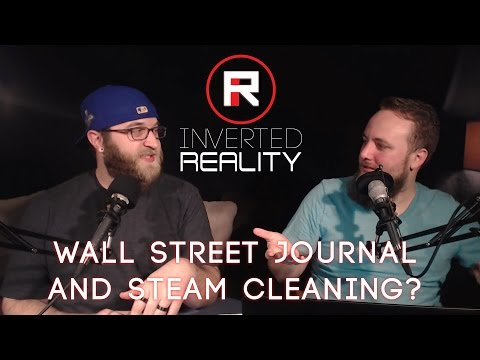 Wall Street Journal and Steam Cleaning? - Points of Interest Ep 11