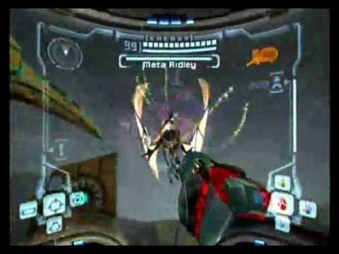 Metroid Prime - Meta Ridley