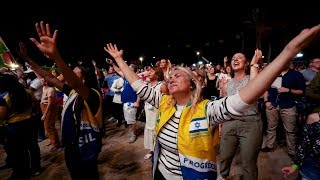 ISRAEL: Sukkot, sau Sărbătoarea corturilor 2019 - prima zi