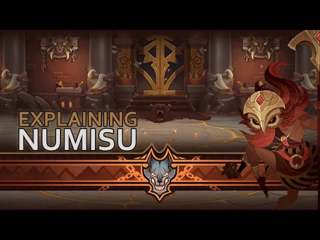 Numisu - You didn't know he can do this!
