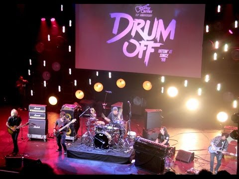 GC Drum Off Finals - Chad Smith's Bombastic Meatbats w/Steve Lukather