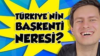 Yabancılar Türkiye'yi Ne Kadar Tanıyor? - Amerikalı vs. Polonyalı