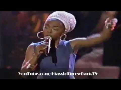 "Lauryn Hill - ""Everything Is Everything"" Live (1999) - YouTube"