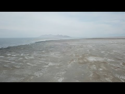 Environmentalists secure water rights for Great Salt Lake