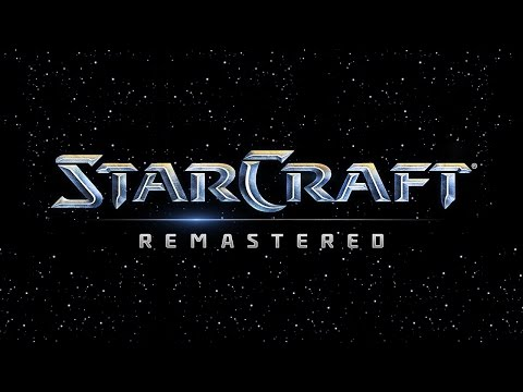 Анонс StarCraft Remastered