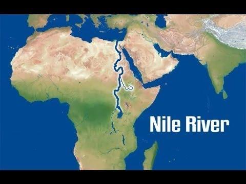 The Nile River kids