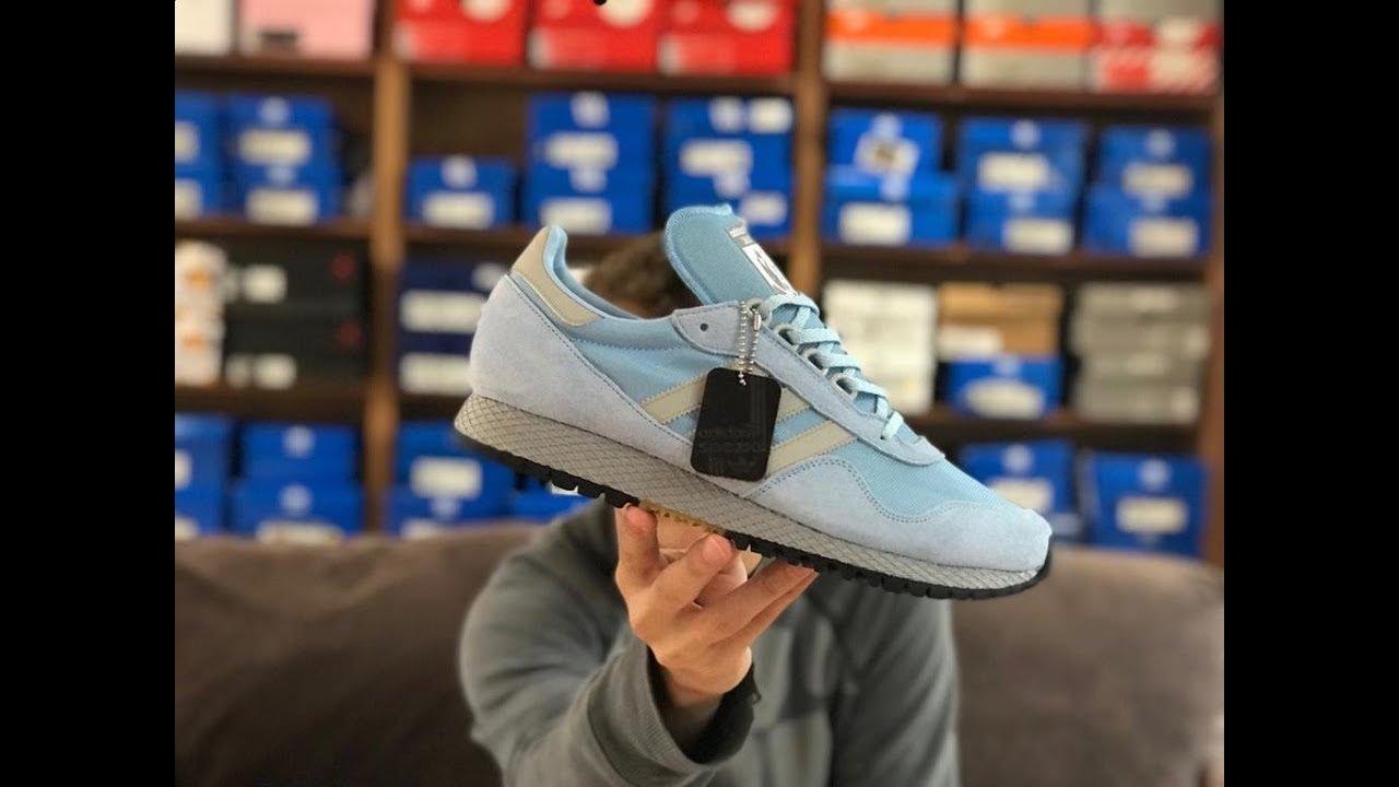 SPEZIALMunchen adidas Adidas YORK Schuhe Book SPEZIAL customVintage NEW Carlos sQxBtdCrh
