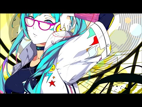 【Coralmines Feat. 初音ミク】 Nightingale (Album: Technicoral)