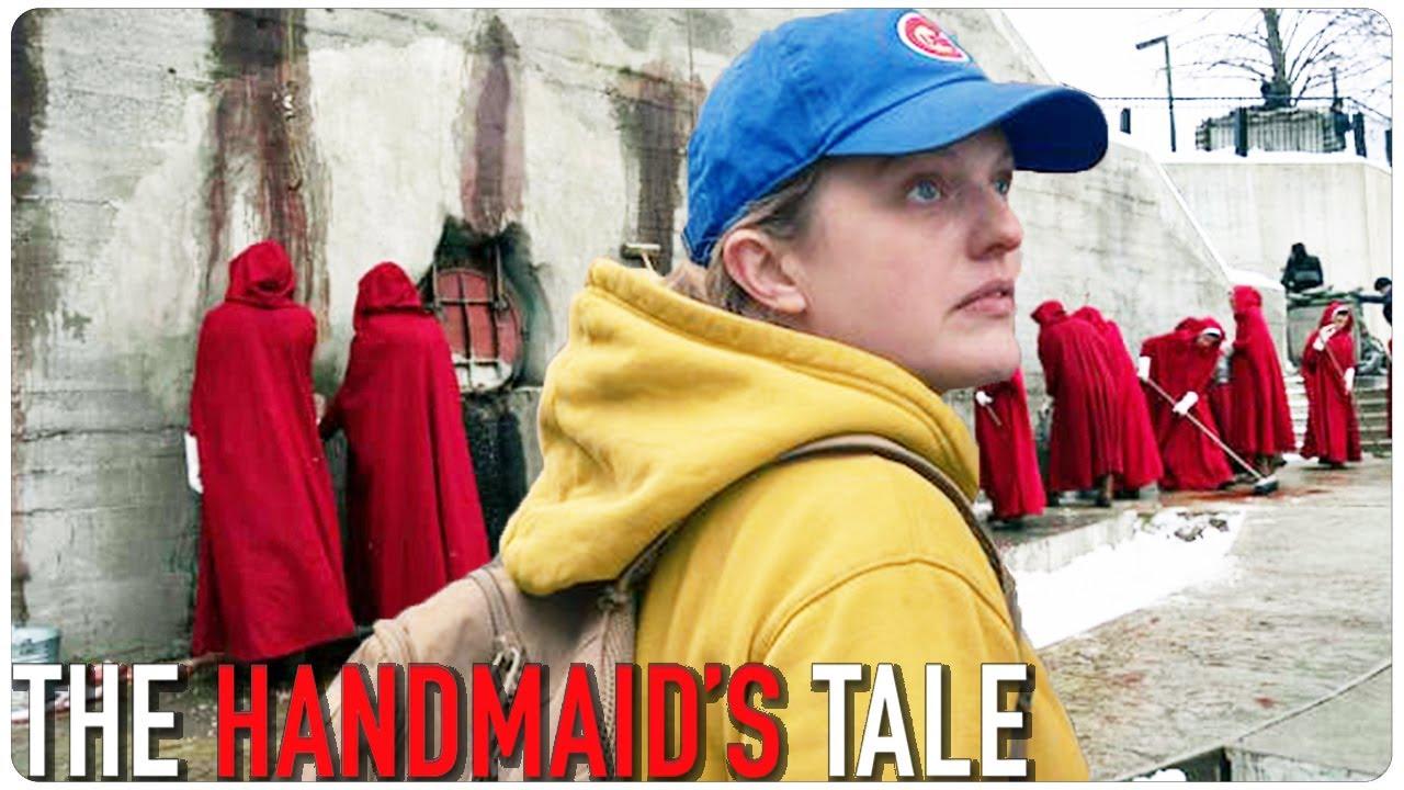 HANDMAID's TALE Season 5 June's Return To Gilead