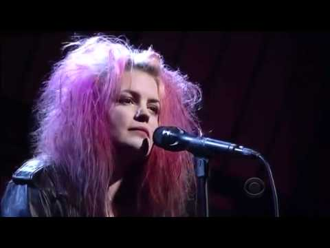 The Kills - The Last Goodbye (David Letterman)