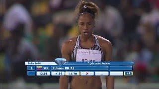 Doha 2016: Women´s Triple Jump - Top 3(, 2016-05-06T21:37:38.000Z)