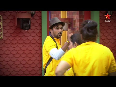 Download Captaincy task just went up to next level 🔥 🔥 Who will make it ? #BiggBossTelugu5 today at 10 PM
