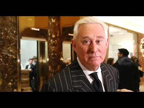 Roger Stone Denies All Trump-Russia Foul Play