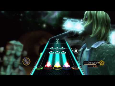 Guitar Hero 5 Smells like Teen Spirit (Expert 100%) HD