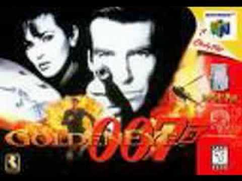 Goldeneye 007 Music: Runway