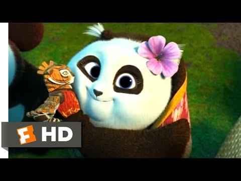Kung Fu Panda 3 (2016) - Secret Panda Village Scene (4/10)   Movieclips