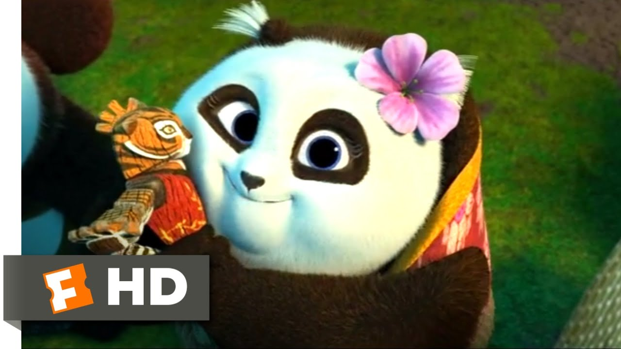 Download Kung Fu Panda 3 (2016) - Secret Panda Village Scene (4/10) | Movieclips