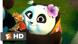 Kung Fu Panda 3 (2016) - Secret Panda Village Scene (4/10)   Movieclips Thumb
