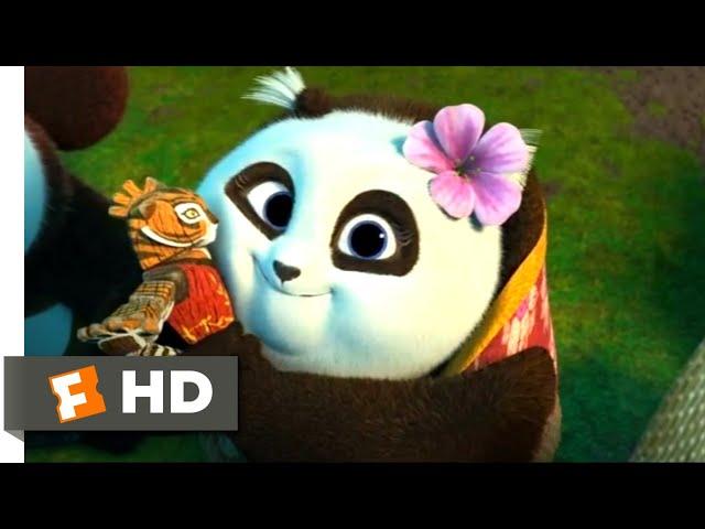 Kung Fu panda-secret village