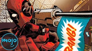 Top 10 Villains Turned Superheroes
