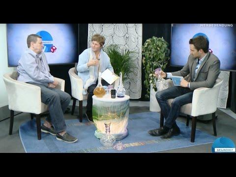 Das Superfood Moringa VIP - Flüssiges Gold & energetische Glaskunst, QuantiSana.TV  07.02.2017