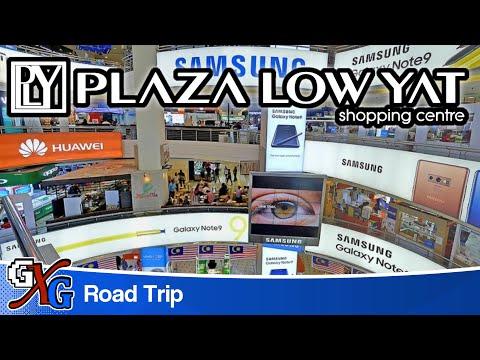 Road Trip to Kuala Lumpur's Low Yat Plaza