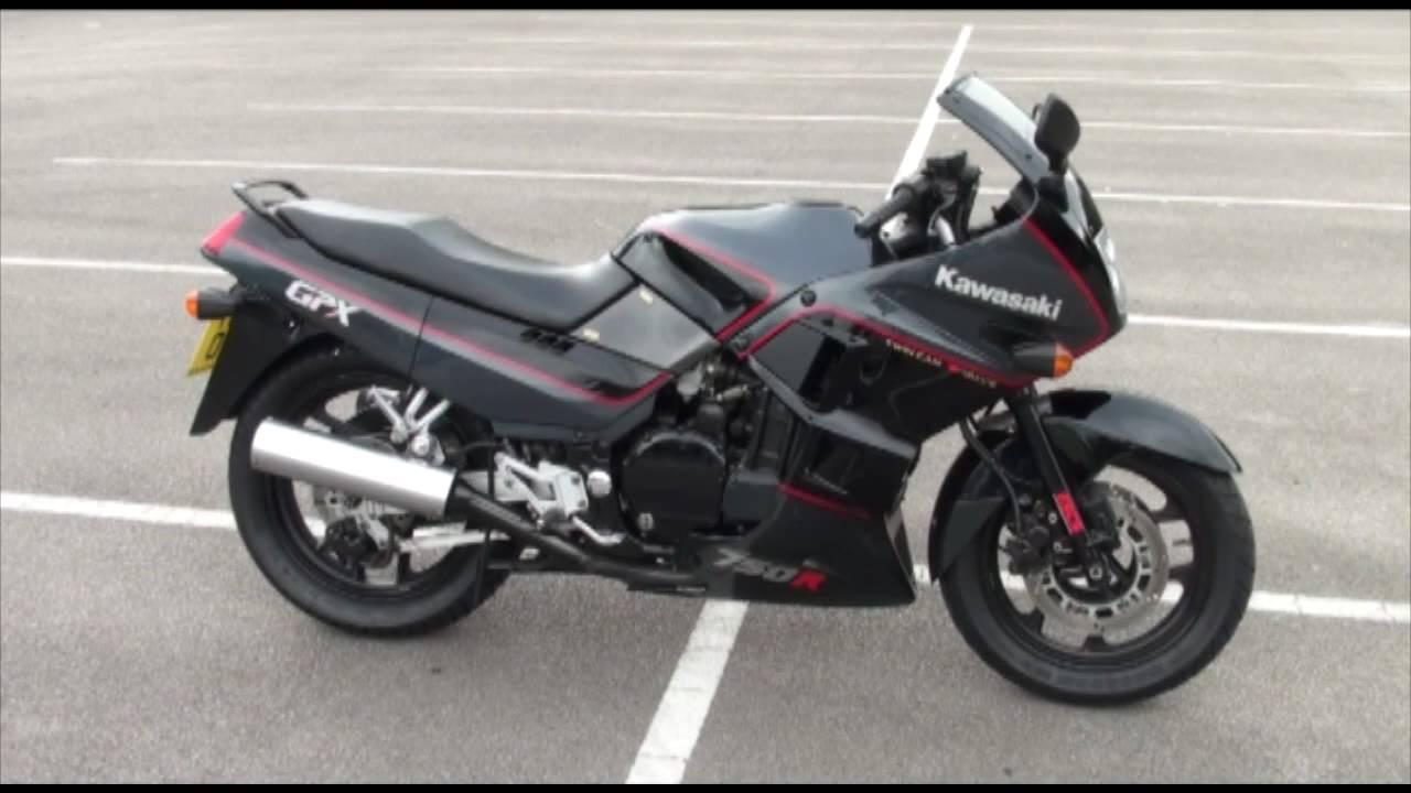 Kawasaki Gpx 750r Stock No 54756 Youtube