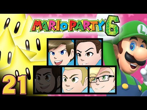 Mario Party 6: THIRTY TURNS? - EPISODE 21 - Friends Without Benefits