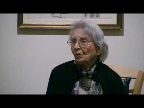 Hildegard Bachert gallery talk on SCMA Kolllwitz exhibition 5.21.16