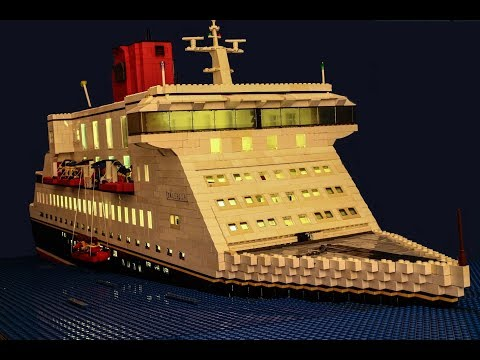 Lego Cruise Ship Disaster 2