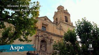 ASPE. Alicante, pueblo a pueblo