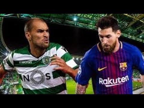 barcelona vs sporting lisboa  EN VIVO REACCION