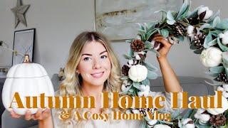 AUTUMN HOME HAUL & COSY DAY VLOG | KATE MURNANE AD