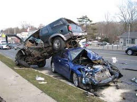 Car Crash Cpilation (Car Show Fails) - YouTube