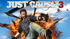 JUST CAUSE 3 - ALL SETTLEMENT LOCATIONS - GRANDE PASTURA