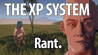 RUST | The XP System + New Spear Throws - Rant