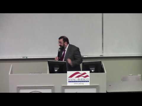 "Jihad Threat or ""Islamophobia""? Robert Spencer at Truman State University, 4/13/17"