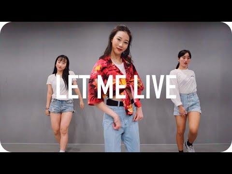 Let Me Live - Rudimental & Major Lazer / Tina Boo Choreography