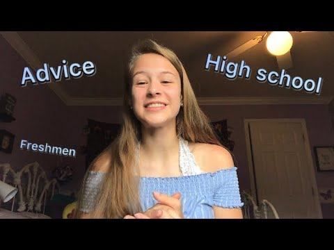 How to be Successful in School- Advice to Incoming Freshmen 📚