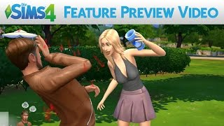 Die Sims 4: FEATURE PREVIEW VIDEO