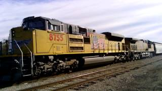 SD70ace automatic start up.