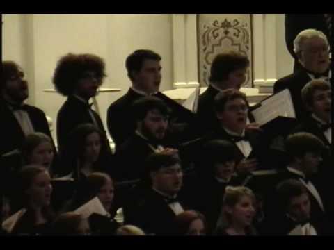 Moravian Music Concert - Hosana
