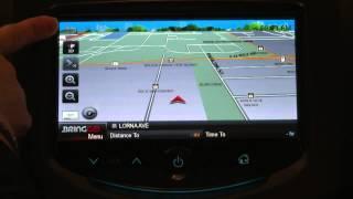 MyLink  Launching BringGo Navigation