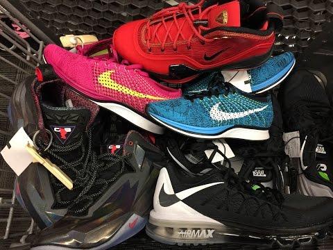Trip to Burlington: $39 Nike Flyknit Racer's! $16 Hypervenom's + MORE!