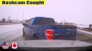 Ultimate North American Cars Driving Fails Compilation - 196 [Dash Cam Caught Video]