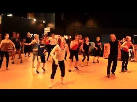 Music Circus Master Dance Class - Bye Bye Birdie