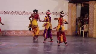 Brahmanjali Kuchipudi Dance