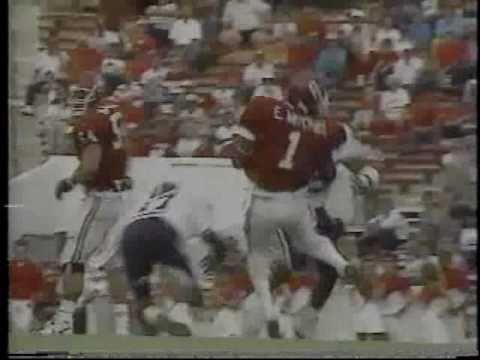 Kansas State at #9 Oklahoma - 1988 - Football