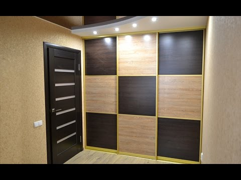 изготовление гардеробной мебели под заказ