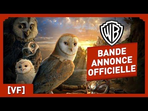 Le Royaume de Ga'Hoole : La Légende des Gardiens - Bande Annonce Officielle (VF) - Zack Snyder poster